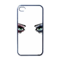 Look Of Madness Apple Iphone 4 Case (black) by jumpercat