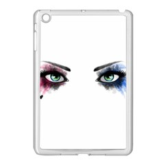 Look Of Madness Apple Ipad Mini Case (white) by jumpercat