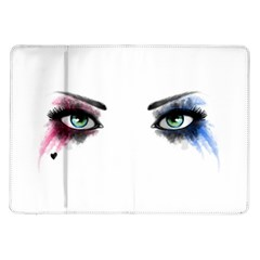 Look Of Madness Samsung Galaxy Tab 10 1  P7500 Flip Case by jumpercat