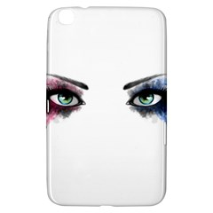 Look Of Madness Samsung Galaxy Tab 3 (8 ) T3100 Hardshell Case  by jumpercat