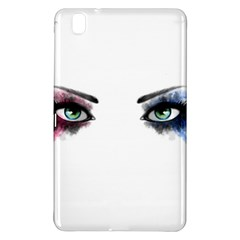 Look Of Madness Samsung Galaxy Tab Pro 8 4 Hardshell Case by jumpercat