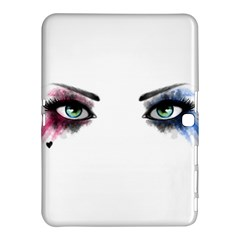 Look Of Madness Samsung Galaxy Tab 4 (10 1 ) Hardshell Case  by jumpercat