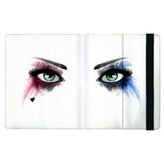 Look Of Madness Apple Ipad Pro 9 7   Flip Case by jumpercat