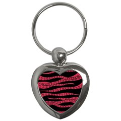 Blood Tentacles Key Chains (heart)  by jumpercat