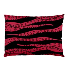 Blood Tentacles Pillow Case (two Sides) by jumpercat