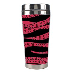 Blood Tentacles Stainless Steel Travel Tumblers by jumpercat