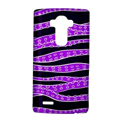 Purple Tentacles Lg G4 Hardshell Case by jumpercat