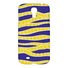 Yellow Tentacles Samsung Galaxy S4 I9500/i9505 Hardshell Case