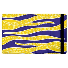 Yellow Tentacles Apple Ipad Pro 9 7   Flip Case by jumpercat