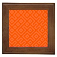Seamless Pattern Design Tiling Framed Tiles