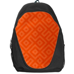 Seamless Pattern Design Tiling Backpack Bag by Nexatart
