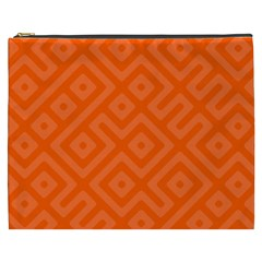 Seamless Pattern Design Tiling Cosmetic Bag (xxxl)