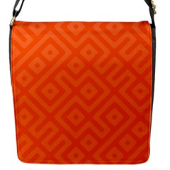 Seamless Pattern Design Tiling Flap Messenger Bag (s)