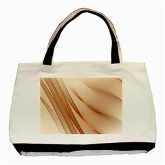 Background Light Glow Abstract Art Basic Tote Bag