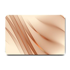 Background Light Glow Abstract Art Small Doormat