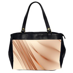 Background Light Glow Abstract Art Office Handbags (2 Sides)
