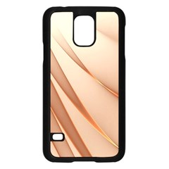 Background Light Glow Abstract Art Samsung Galaxy S5 Case (black)