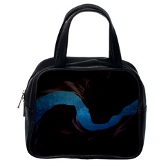 Abstract Adult Art Blur Color Classic Handbags (one Side)