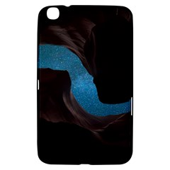 Abstract Adult Art Blur Color Samsung Galaxy Tab 3 (8 ) T3100 Hardshell Case  by Nexatart