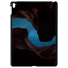 Abstract Adult Art Blur Color Apple Ipad Pro 9 7   Black Seamless Case