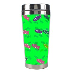 Fish Aquarium Underwater World Stainless Steel Travel Tumblers