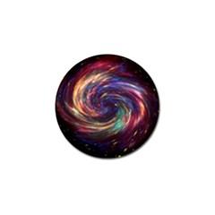 Cassiopeia Supernova Cassiopeia Golf Ball Marker (4 Pack)
