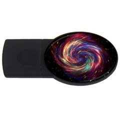 Cassiopeia Supernova Cassiopeia Usb Flash Drive Oval (2 Gb) by Nexatart