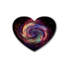 Cassiopeia Supernova Cassiopeia Heart Coaster (4 Pack)