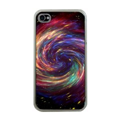 Cassiopeia Supernova Cassiopeia Apple Iphone 4 Case (clear)