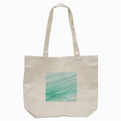 Texture Seawall Ink Wall Painting Tote Bag (cream)