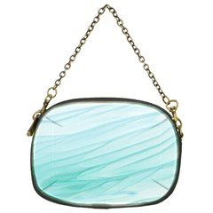 Texture Seawall Ink Wall Painting Chain Purses (one Side)