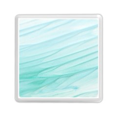 Texture Seawall Ink Wall Painting Memory Card Reader (square)
