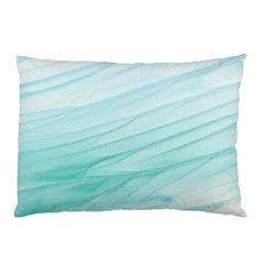 Texture Seawall Ink Wall Painting Pillow Case (two Sides)