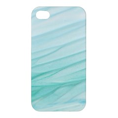 Texture Seawall Ink Wall Painting Apple Iphone 4/4s Premium Hardshell Case
