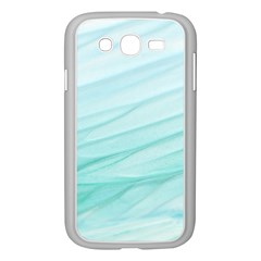 Texture Seawall Ink Wall Painting Samsung Galaxy Grand Duos I9082 Case (white)