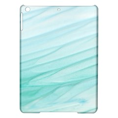 Texture Seawall Ink Wall Painting Ipad Air Hardshell Cases