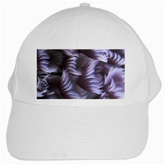 Sea Worm Under Water Abstract White Cap