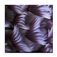 Sea Worm Under Water Abstract Tile Coasters
