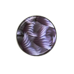 Sea Worm Under Water Abstract Hat Clip Ball Marker