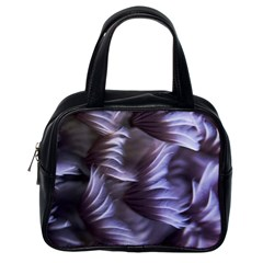 Sea Worm Under Water Abstract Classic Handbags (one Side)