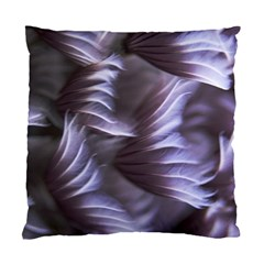 Sea Worm Under Water Abstract Standard Cushion Case (two Sides)