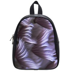 Sea Worm Under Water Abstract School Bag (small)