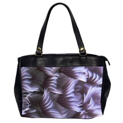 Sea Worm Under Water Abstract Office Handbags (2 Sides)