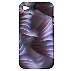 Sea Worm Under Water Abstract Apple Iphone 4/4s Hardshell Case (pc+silicone)