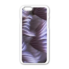 Sea Worm Under Water Abstract Apple Iphone 6/6s White Enamel Case