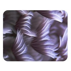Sea Worm Under Water Abstract Double Sided Flano Blanket (large)