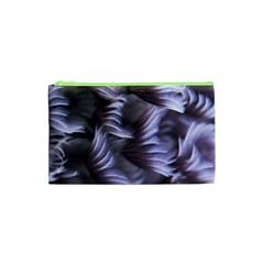 Sea Worm Under Water Abstract Cosmetic Bag (xs)