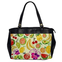 Seamless Pattern Desktop Decoration Office Handbags