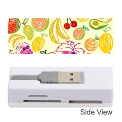 Seamless Pattern Desktop Decoration Memory Card Reader (stick)