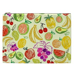 Seamless Pattern Desktop Decoration Cosmetic Bag (xxl)